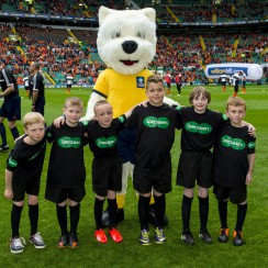 Scottie, Scottish FA brand mascot