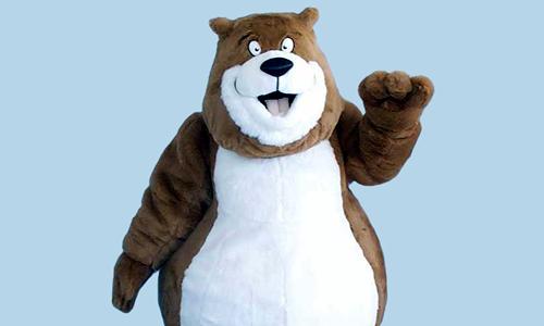 Charmin Bear Mascot