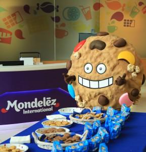 Chips Ahoy mascot - Mondelez