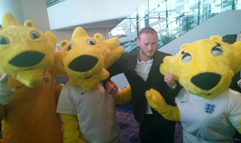 3 Lions - The Football Association Macots