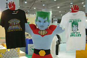Captain Planet - Green Superhero