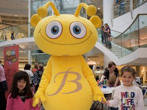 Brae Lien Mascot
