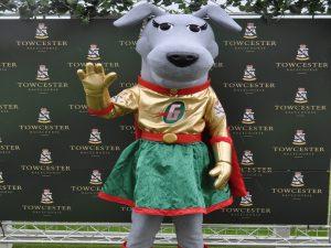 Gracie Mascot