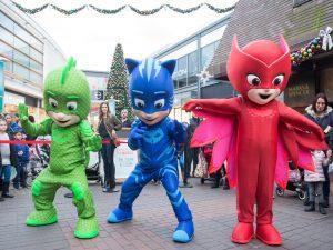 PJ Masks Mascots