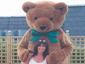 Tallest Bear Mascot