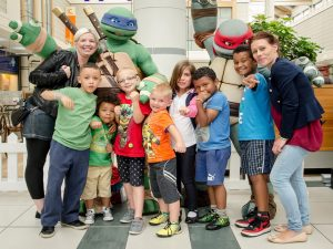 Turtles Mascots