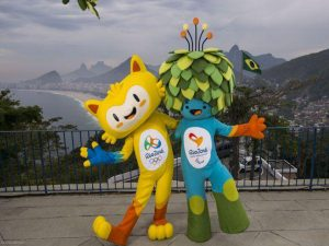 Vinicius & Tom Mascots
