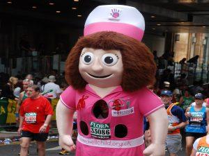 Nurse Mascot