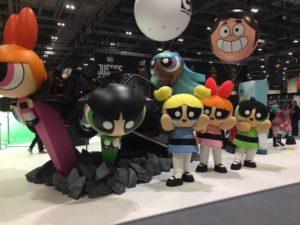PowerPuff Girls ComicCon
