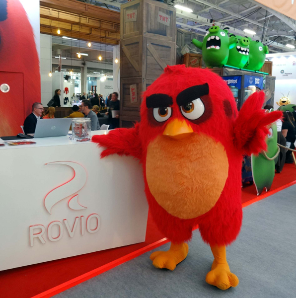 Angry Birds – Red Bird