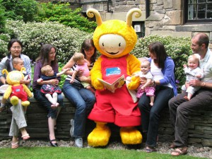 Bookbug - Scottish Booktrust