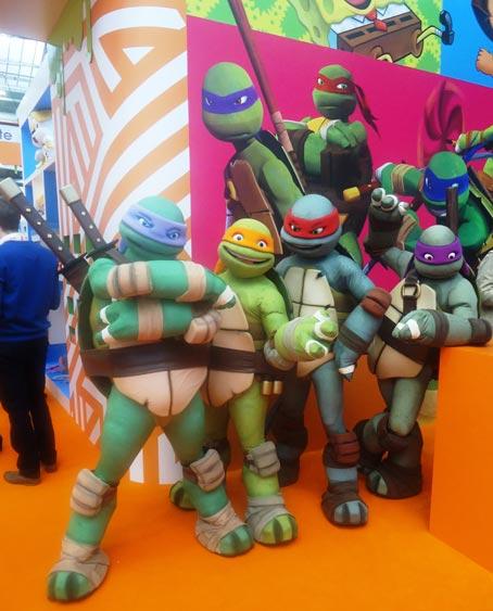Teenage Mutant Ninja Turtles & Book Teenage Mutant Ninja Turtles | Rainbow Productions