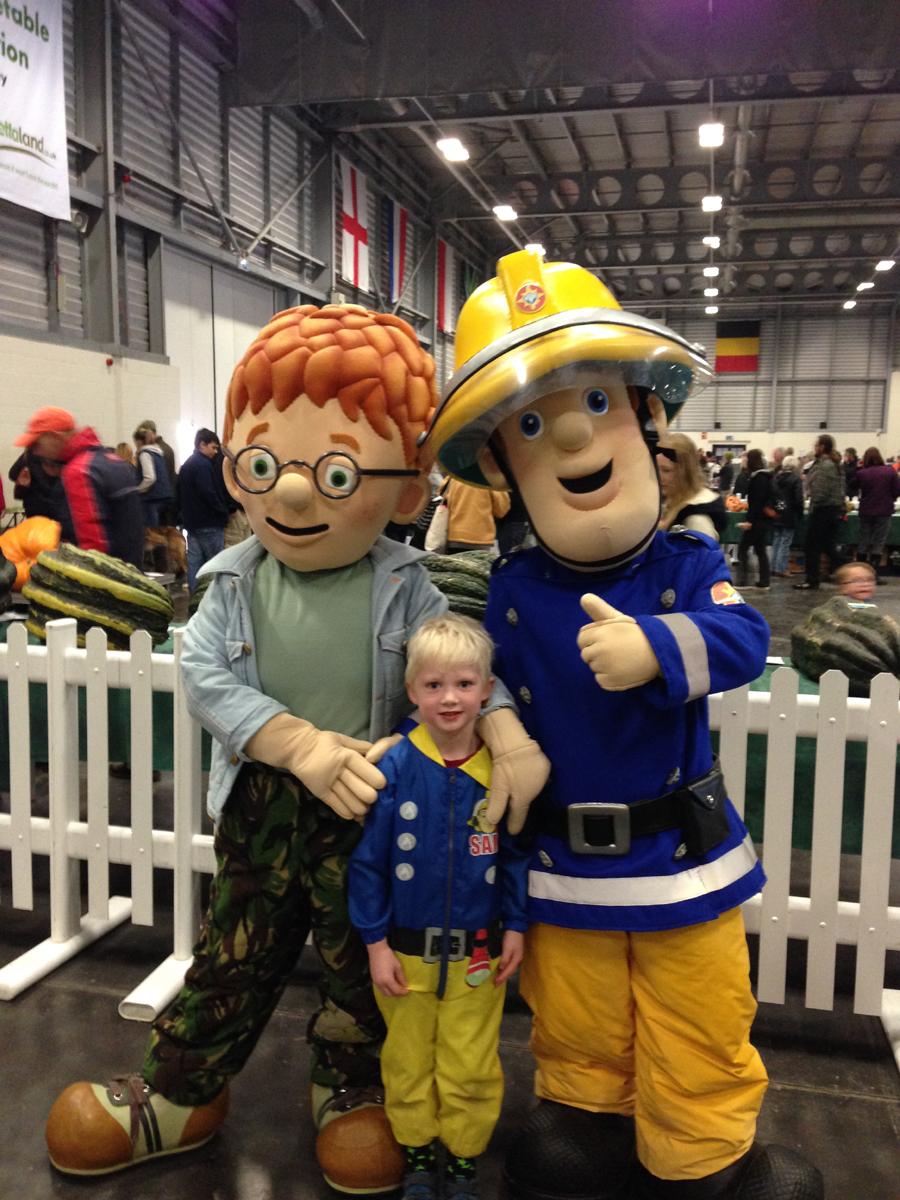 Fireman Sam & Norman