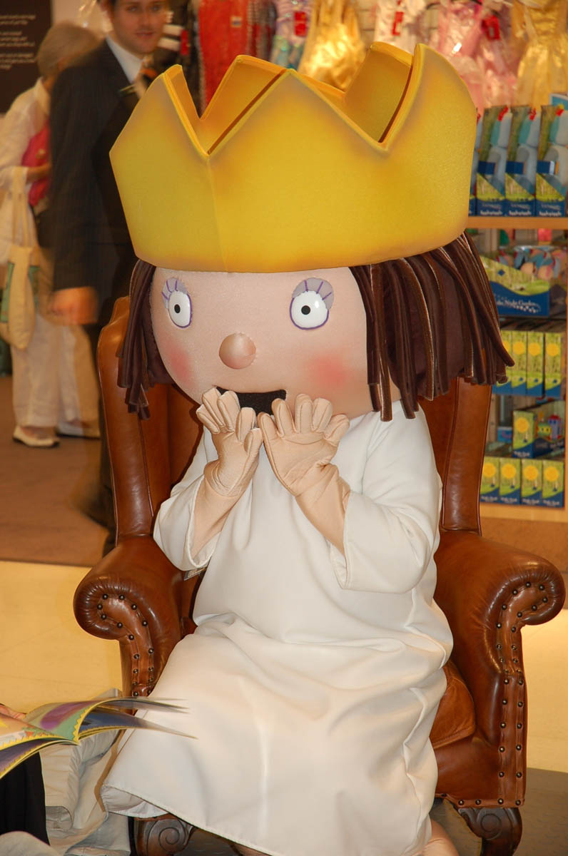 Little Princess at John Lewis