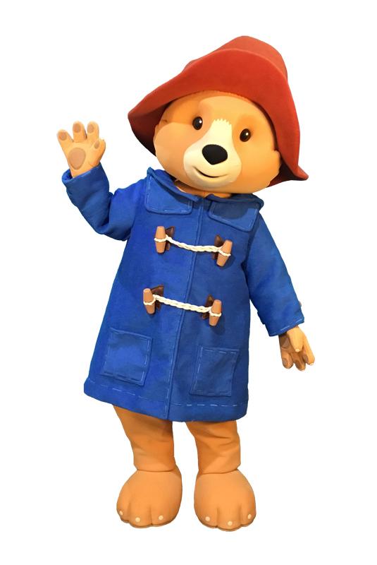 Paddington Mascot TV