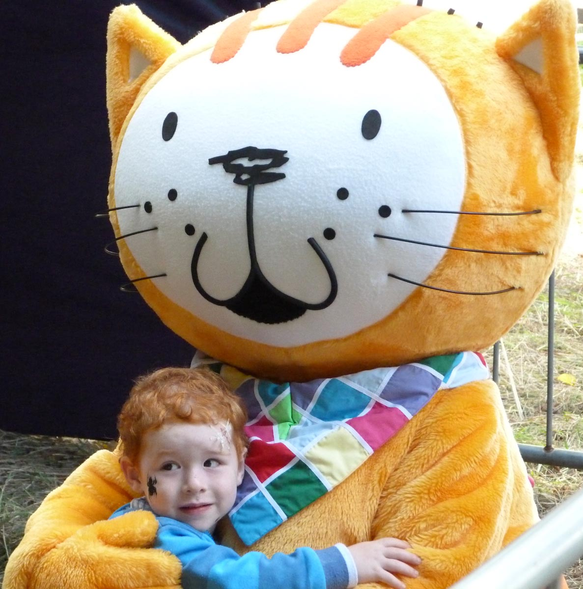 Poppy Cat at LolliBop 2014