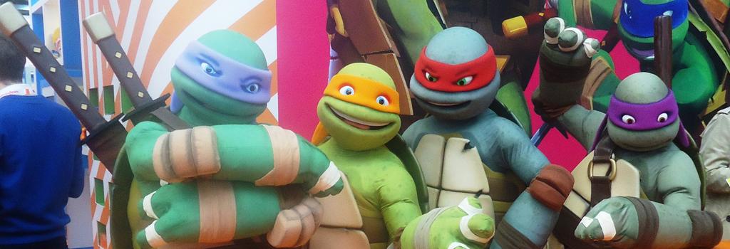 book teenage mutant ninja turtles rainbow productions