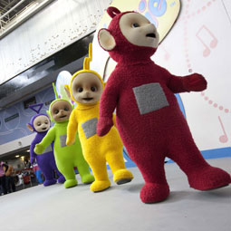 Teletubbies Mascot