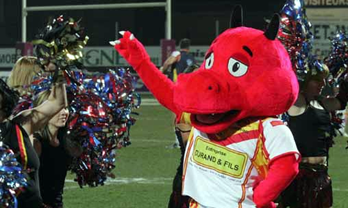 Catalans Dragons - Dragon