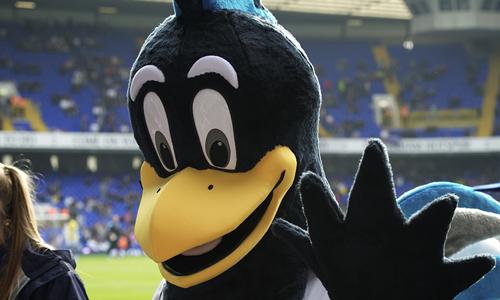 Tottenham Hotspur FC Mascot - Chirpy