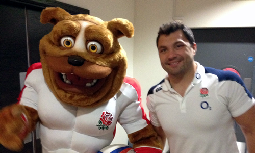 England Rugby Kids First - Ruckley