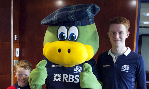 Scottish Rugby Union - Lochie