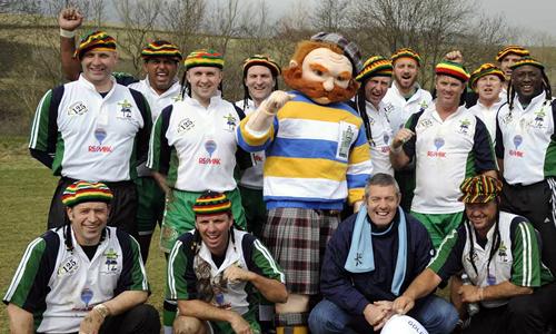 World Golden Oldies Rugby Festival - McGoldie