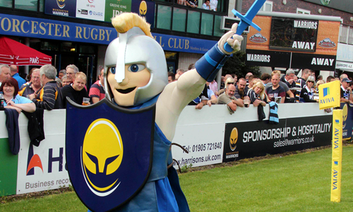 Worcester Rugby - Maximus