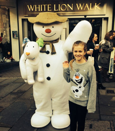 Snowman™ and The Snowdog