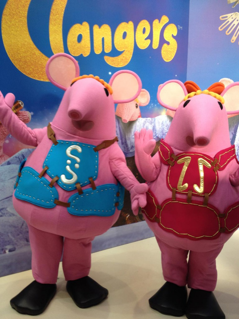 Clangers – Small and Tiny