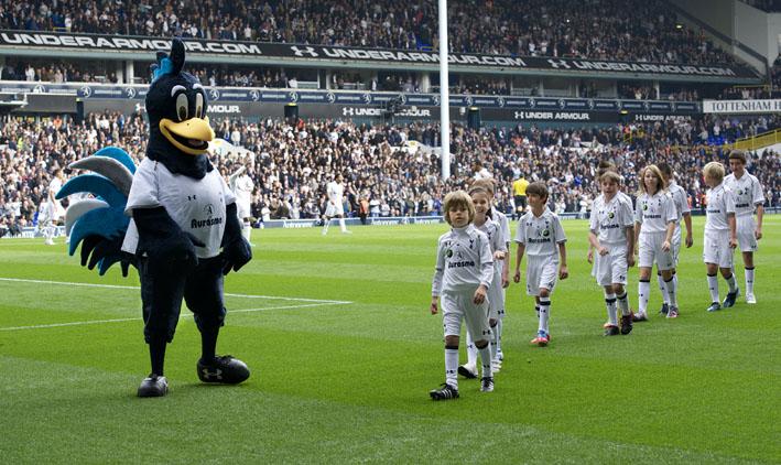 Chirpy - Tottenham Hotspur FC Mascot