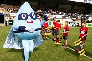 Hydro Brita Mascot