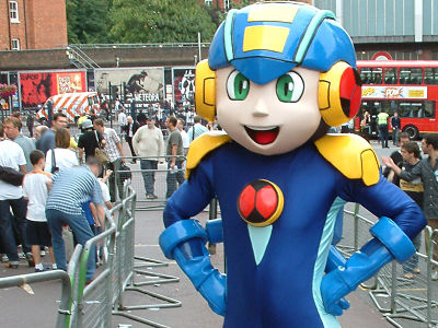 Mega Man Capcom