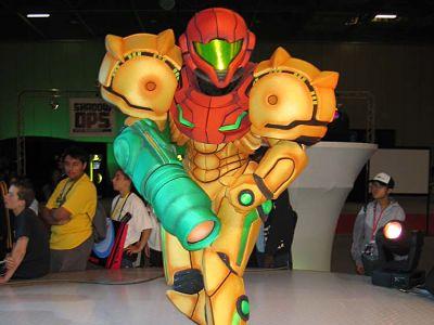 Samus Nickelodeon