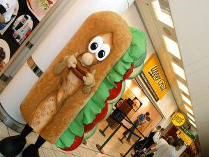 Baggy Mascot