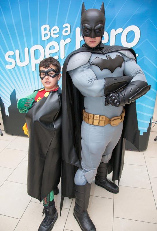 Batman – Justice League