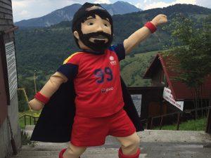 Dacian Mascot