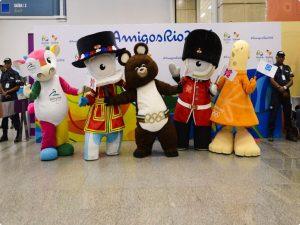Rio 2016 Mascot Friends