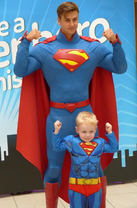 Superman – Justice League