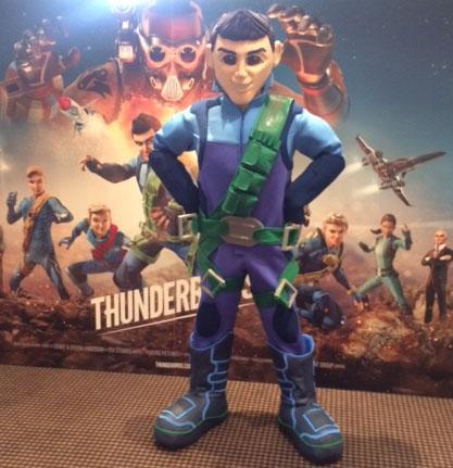 Thunderbirds – Virgil Tracy