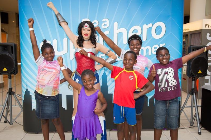 Wonder Woman – Justice League