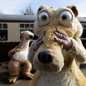 Sid and Scrat