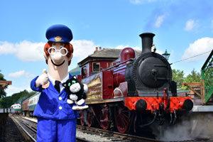 Postman Pat Epping Ongar Railway