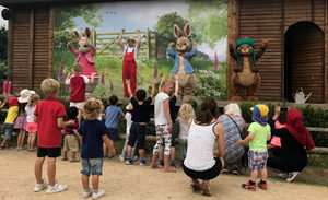 Peter Rabbit and Friends Willows Farm