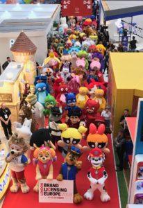 BLE 2017 Character Parade