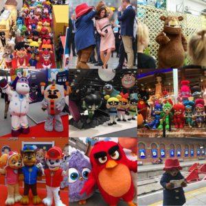 Rainbow-Productions-Mascots