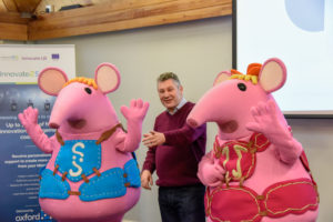 The Clangers at Winchester Guildhall