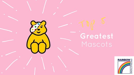 Top 5 Greatest Mascots