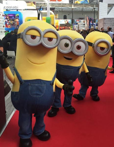 Minions – Bob, Kevin & Stuart