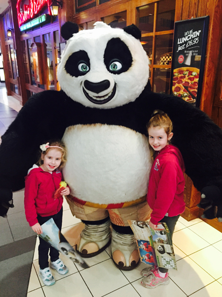 Kung Fu Panda Character Costume For Events Rainbow Productions